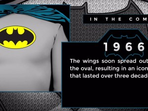 Le logo de Batman a 75 ans !