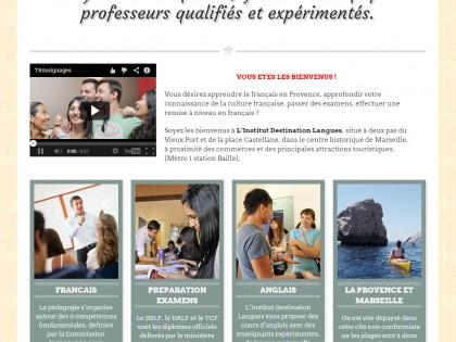 L'Institut Destination Langues