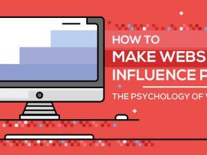 La psychologie du webdesign