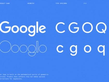 Nouveau logo pour Google