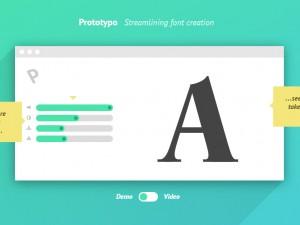 Créer sa propre typo en quelques clics