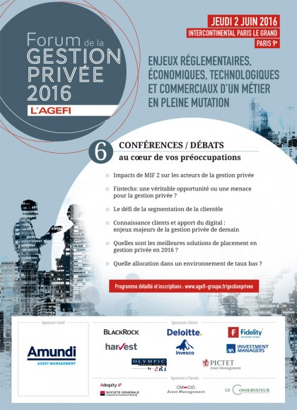 Forum de la Gestion Privée