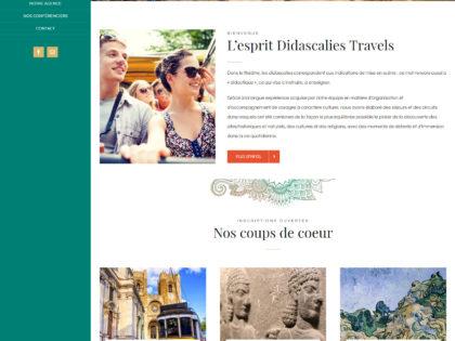 Didascalies Travels